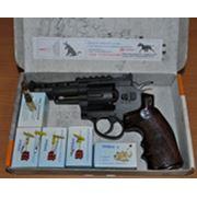 """Пневматический револьвер """"Gletcher"""" Лидер-4пгл фото"""