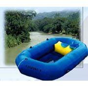 Лодка надувная гребная Чиж-1 фото