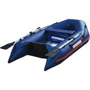 лодки из пвх моторно-гребные NISSAMARAN-HDX новые.жесткий разборный пол.размер 230-420. фото