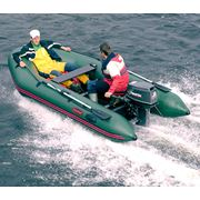 Лодка надувная BSN300 фото