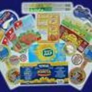 Этикетки для пищевых продуктов фото