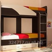Кровать 2х ярусная Мийа фото