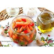 Морковь маринованная фото