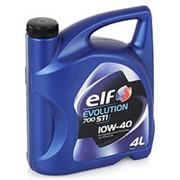 Моторное масло ELF Evolution 700 STI SAE 10W40 (4л) фото