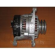Генератор (80А,28В) Евро-2 ЯМЗ-7511, ТМЗ-8421 фото