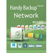 Программа для восстановления данных Handy Backup Network + 19 Сетевых агентов для ПК (HBN19AG) фото