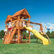 Детский игровой комплекс «ДаблДекер». Комплексы спортивные уличные фото