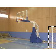 Игровой баскетбольный щит акрил фото