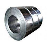 Рулонная оцинкованная сталь НЛМК шириной 500 600мм фото