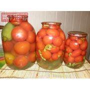 Консервы овощные маринованные фото