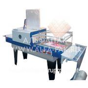 Для упаковки строительных материалов панелей в пленку Альфапак-370П фото