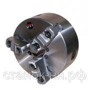 Патрон трехкулачковый D160 мм для токарно-винторезных станков GHB-1330; 1340A GH; 1440W-3 Jet 321449 фото