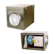 Монтаж систем промышленной вентиляции и кондиционирования  фото
