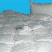 Одеяло пуховое фото