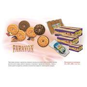 Хрустящее печенье Faravon фотография