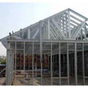 Строительство из легких стальных конструкций фото