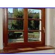 Окна деревянные от производителя. фото