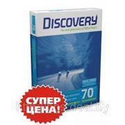 "Бумага ""Discovery"" 70г/м2 ,500л (класс С), А4"