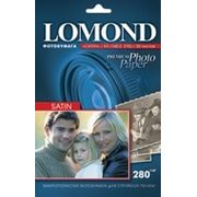 Фотобумага Lomond Premium (1104205) А5 (15x21), 280 / матовая / 20л фото