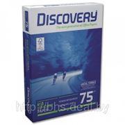 "Бумага ""Discovery"" 75г/м2 ,500л (класс С), А4"