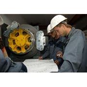 Ремонт компонентов лифтов и подъемного оборудования фото