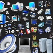Компьютерные аксессуары фото