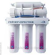 Фильтр для воды Гейзер -6-П-М осмос (Престиж) фото