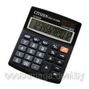 Калькулятор настольный 12р CITIZEN SDC-812BN