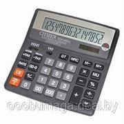 Калькулятор настольный 16р CITIZEN SDC-660II фото