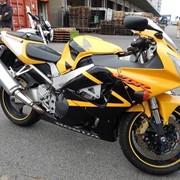 Мотоцикл спортбайк No. B4703 Honda CBR929RR фото