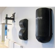 Подушки боксерские настенные кожа 4мм BOYKO-SPORT фото
