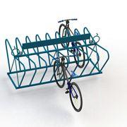Парковка для велосипедов фото