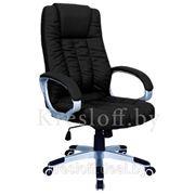 Кресло Босс (Boss) - черное фото