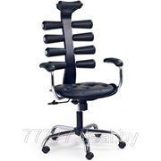 Кресло офисное для Руководителя DEXTER(Дэкстэр).Мебель Халмар,Польша. фото