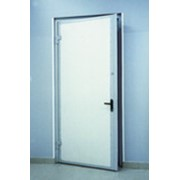 Дверь противопожарная одностворчатая фото