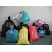 Мешки для мусора полиэтиленовые фото
