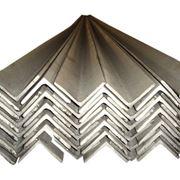 Уголок алюминиевый. фото