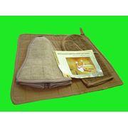 Комплекты для саун из верблюжьей шерсти фото