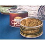 Рыбные консервы в масле фото