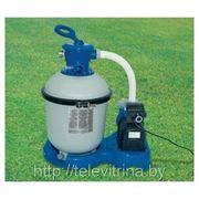 Фильтр-насос песчаный для бассейна Intex 56672 Krystal Clear фото