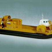 Транспортное судно на воздушной подушке Проект 18810 Бобер фото
