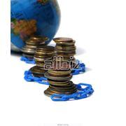 Финансовые услуги. Банковские услуги. Банки. Услуги по операциям с иностранными валютами фото