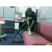 • Химчистка мебели, в том числе чистка и химчистка мягкой мебели фото