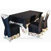 Пошив столового белья и подбор тканей декоратором фото