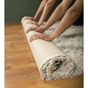 Химчистка ковров в Минске фото