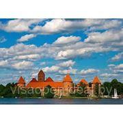 Деловая виза в Литву фото