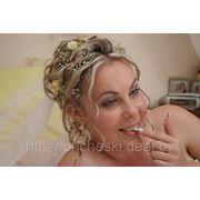 Свадебная прическа 19 фото