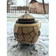 Тандыр «Утепленный Бочка» Тн5 фото