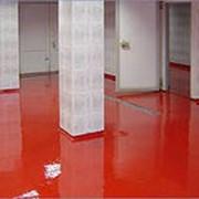 Полиуретановый пол Streamline Chemicals фото