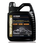 Машинное масло Nippon Runner 5w-30 фото
